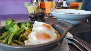 Healthy Breakfast Caserole