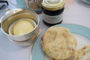 Clotted Cream, Scone and Jam