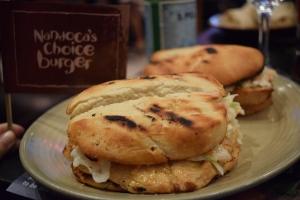 Nando's Choice Burger