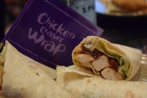 Chicken Ceasar Wrap