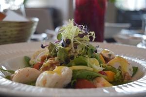 Canadian Lobster Salad
